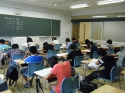 第1回東海・滝・南女・志望校判定模試 第1回教育講演会